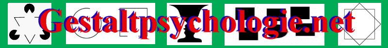 Gestaltpsychologie, Gestaltgesetze